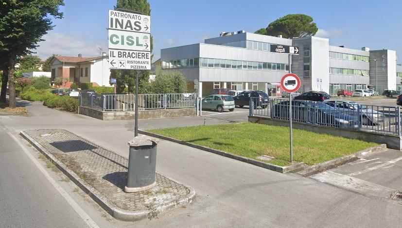 Ci trovi presso la sede Cisl di Lucca